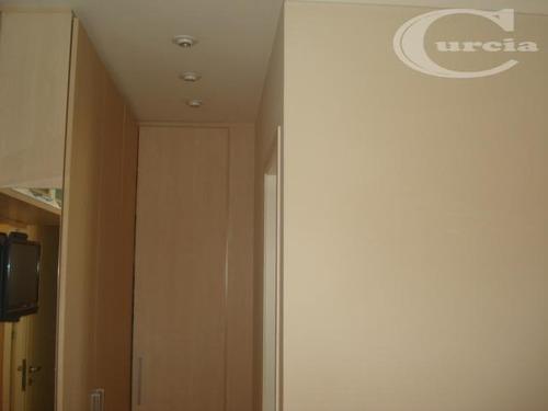 apartamento  residencial à venda, chácara inglesa, são paulo. - ap0857