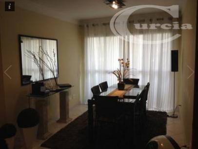 apartamento residencial à venda, chácara inglesa, são paulo. - ap1418