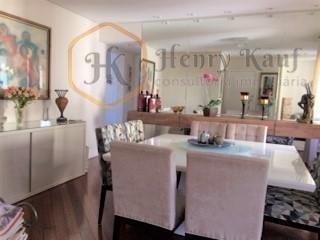apartamento residencial à venda, chácara klabin, são paulo. - ap1179