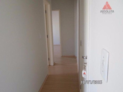 apartamento residencial à venda, chácara letônia, americana. - codigo: ap0301 - ap0301