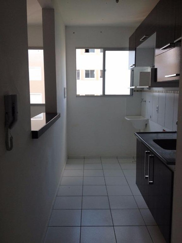 apartamento residencial à venda, chácara letônia, americana. - codigo: ap0312 - ap0312
