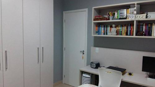 apartamento residencial à venda, chácara machadinho i, americana. - ap0112