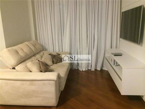 apartamento residencial à venda, chácara primavera, campinas - ap0034. - ap0034