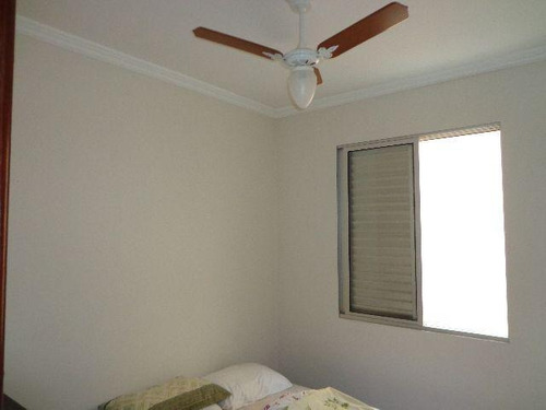 apartamento residencial à venda, chácara primavera, campinas. - ap4883