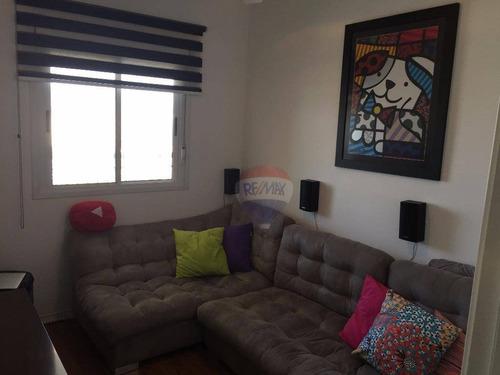 apartamento residencial à venda, chácara santo antônio (zona sul), são paulo - ap0300. - ap0300