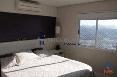 apartamento residencial à venda, chácara santo antônio (zona sul), são paulo - ap0580. - ap0580