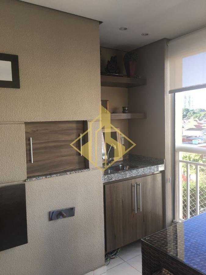 apartamento residencial à venda, chácara santo antônio (zona sul), são paulo - . - ap0878