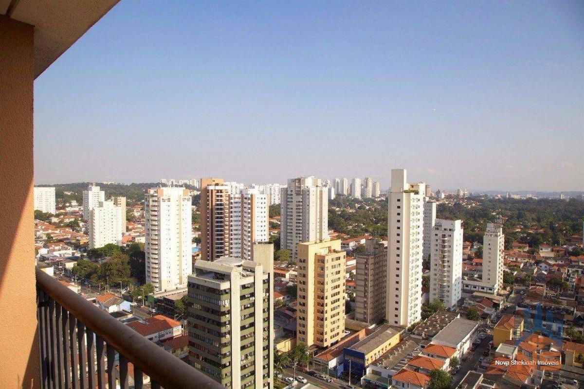 apartamento residencial à venda, chácara santo antônio (zona sul), são paulo - ap12232. - ap12232