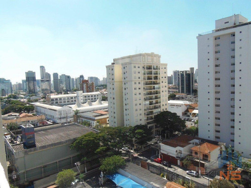 apartamento residencial à venda, chácara santo antônio (zona sul), são paulo - ap12888. - ap12888