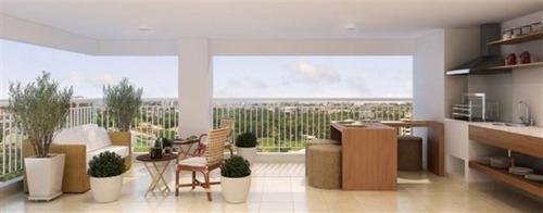 apartamento residencial à venda, chácara santo antônio (zona sul), são paulo - ap1308. - ap1308
