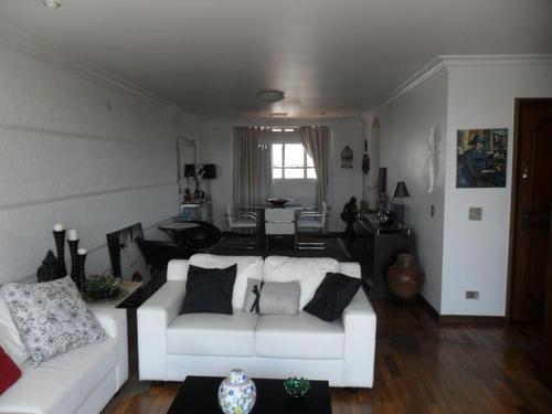 apartamento residencial à venda, chácara santo antônio (zona sul), são paulo - ap1446. - ap1446