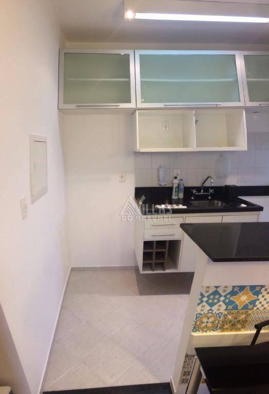 apartamento residencial à venda, chácara santo antônio (zona sul), são paulo. - ap1814