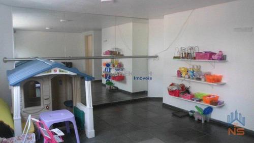 apartamento residencial à venda, chácara santo antônio (zona sul), são paulo - ap3540. - ap3540