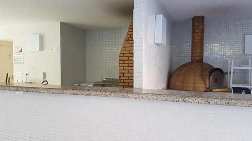 apartamento residencial à venda, charitas, niterói - ap0650