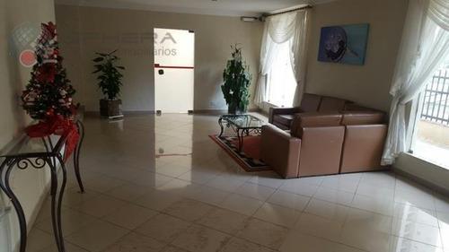 apartamento  residencial à venda, chora menino, são paulo. - ap0027