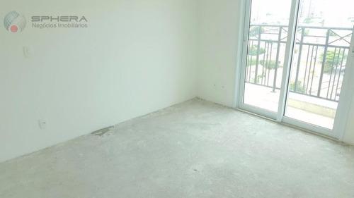 apartamento residencial à venda, chora menino, são paulo. - ap0350