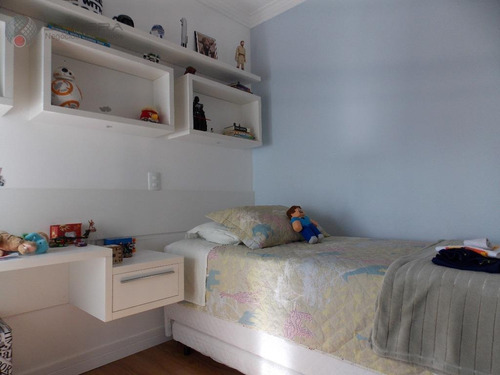 apartamento residencial à venda, chora menino, são paulo. - ap0413