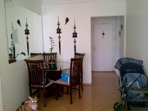 apartamento residencial à venda, cidade ademar, são paulo - ap1818. - ap1818