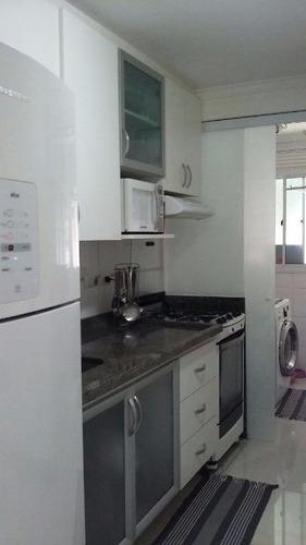 apartamento residencial à venda, cidade ademar, são paulo. - ap3046