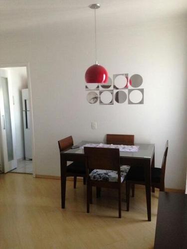 apartamento residencial à venda, cidade ademar, são paulo. - ap3186