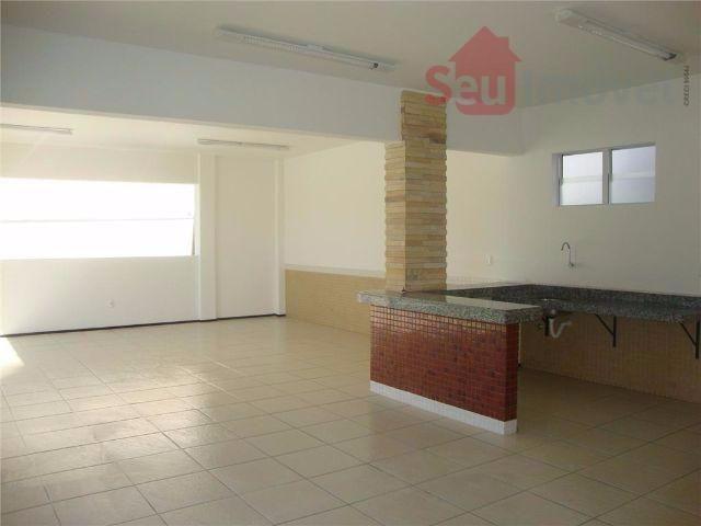 apartamento  residencial à venda, cidade dos funcionários, fortaleza. - ap0701