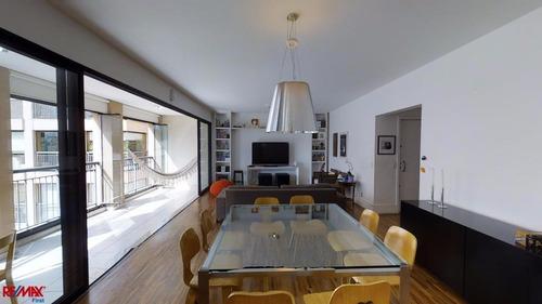 apartamento residencial à venda, cidade jardim (são paulo), são paulo - ap1635. - ap1635