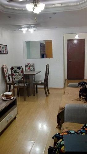 apartamento residencial à venda, cidade líder, são paulo. - ap1719