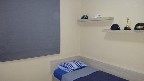 apartamento residencial à venda, cidade líder, são paulo. - ap7326