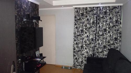 apartamento residencial à venda, cidade líder, são paulo. - ap7554
