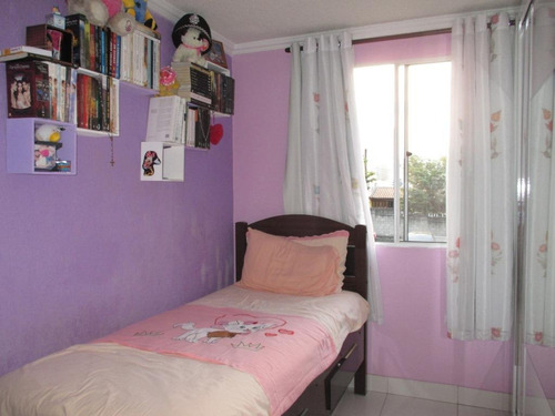 apartamento residencial à venda, cidade líder, são paulo. - ap7755
