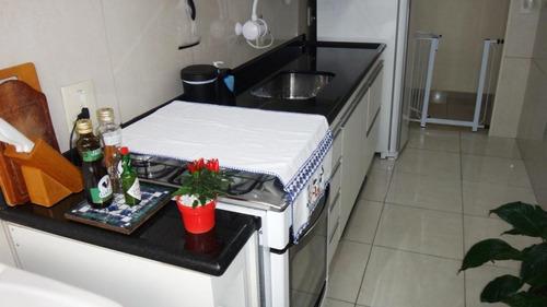 apartamento residencial à venda, cidade líder, são paulo. - ap8213