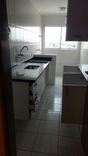 apartamento residencial à venda, cidade líder, são paulo. - ap8221