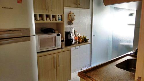 apartamento residencial à venda, cidade líder, são paulo. - ap8308