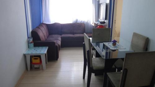 apartamento residencial à venda, cidade líder, são paulo. - ap8441