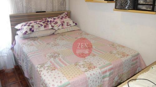 apartamento residencial à venda, cidade líder, são paulo. - ap8708