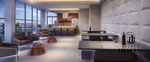 apartamento residencial à venda, cidade monções, são paulo. - ap1133