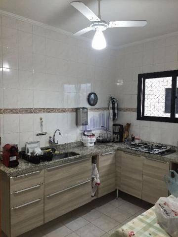 apartamento residencial à venda, cidade ocian, praia grande. - ap0087