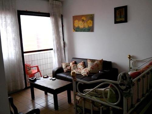 apartamento residencial à venda, cidade ocian, praia grande. - ap0137