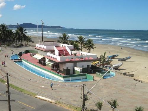 apartamento  residencial à venda, cidade ocian, praia grande. - ap0199