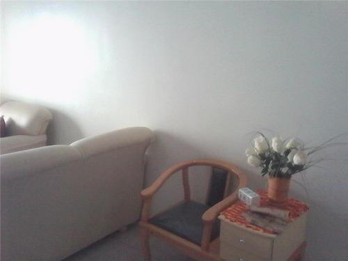 apartamento  residencial à venda, cidade ocian, praia grande. - ap0231