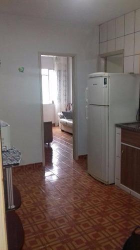apartamento residencial à venda, cidade ocian, praia grande. - ap0838