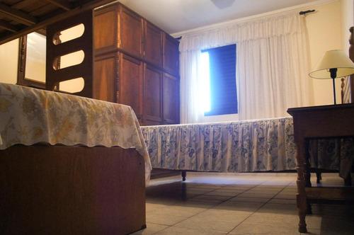 apartamento residencial à venda, cidade ocian, praia grande. - ap2191