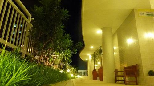 apartamento residencial à venda, cidade ocian, praia grande. - codigo: ap0192 - ap0192