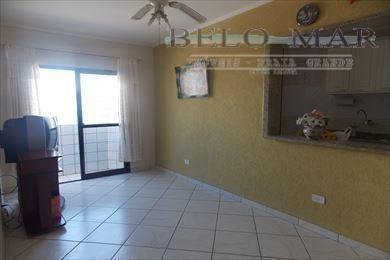 apartamento  residencial à venda, cidade ocian, praia grande. - codigo: ap0751 - ap0751