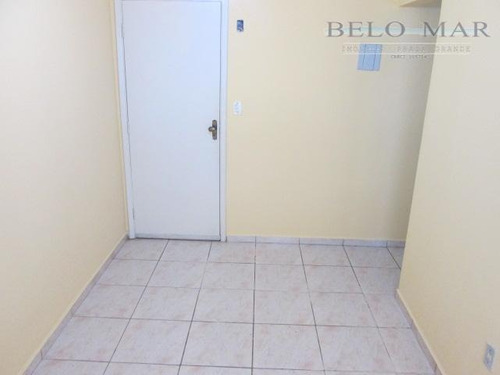 apartamento residencial à venda, cidade ocian, praia grande. - codigo: ap0800 - ap0800