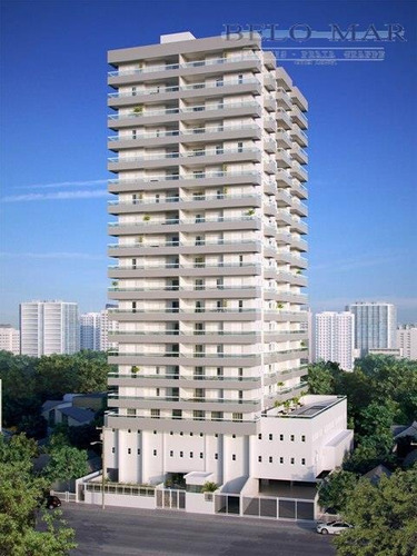 apartamento residencial à venda, cidade ocian, praia grande. - codigo: ap0860 - ap0860