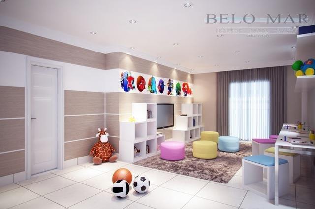 apartamento residencial à venda, cidade ocian, praia grande. - codigo: ap0862 - ap0862