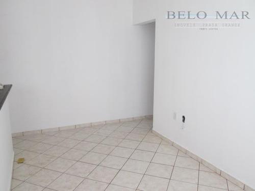 apartamento residencial à venda, cidade ocian, praia grande. - codigo: ap0875 - ap0875