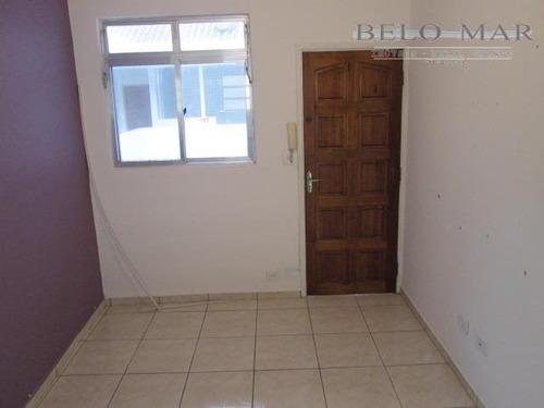 apartamento residencial à venda, cidade ocian, praia grande. - codigo: ap0926 - ap0926