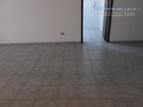 apartamento residencial à venda, cidade ocian, praia grande. - codigo: ap0974 - ap0974